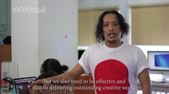 Why IndoVisual - Ainur Rofiq