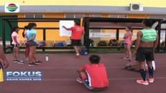Mengintip Persiapan Atlet Triathlon Indonesia Jelang Asian Games 2018 - Fokus Pagi