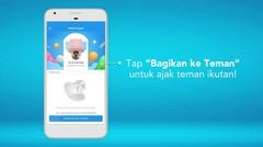 Ramaikan Chat Group dengan Main Dana Kaget!