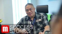 CEO JNE, Putra Mahkota di Medan Perang Bisnis Ekspedisi
