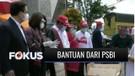 PSBI Salurkan Bantuan Alat Kesehatan dan Paket Sembako di Kabupaten Samosir, Sumut | Fokus