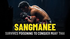 Sangmanee Survives Poisoning To Conquer Muay Thai
