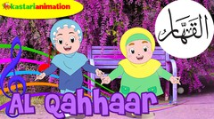 AL QAHHAAR | Lagu Asmaul Husna Seri 2 Bersama Diva | Kastari Animation