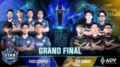 Match 2 Final ASL 2020 Season 4 - EVOS Esports vs XCN Gaming