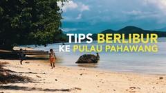 Tips Berlibur ke Pulau Pahawang