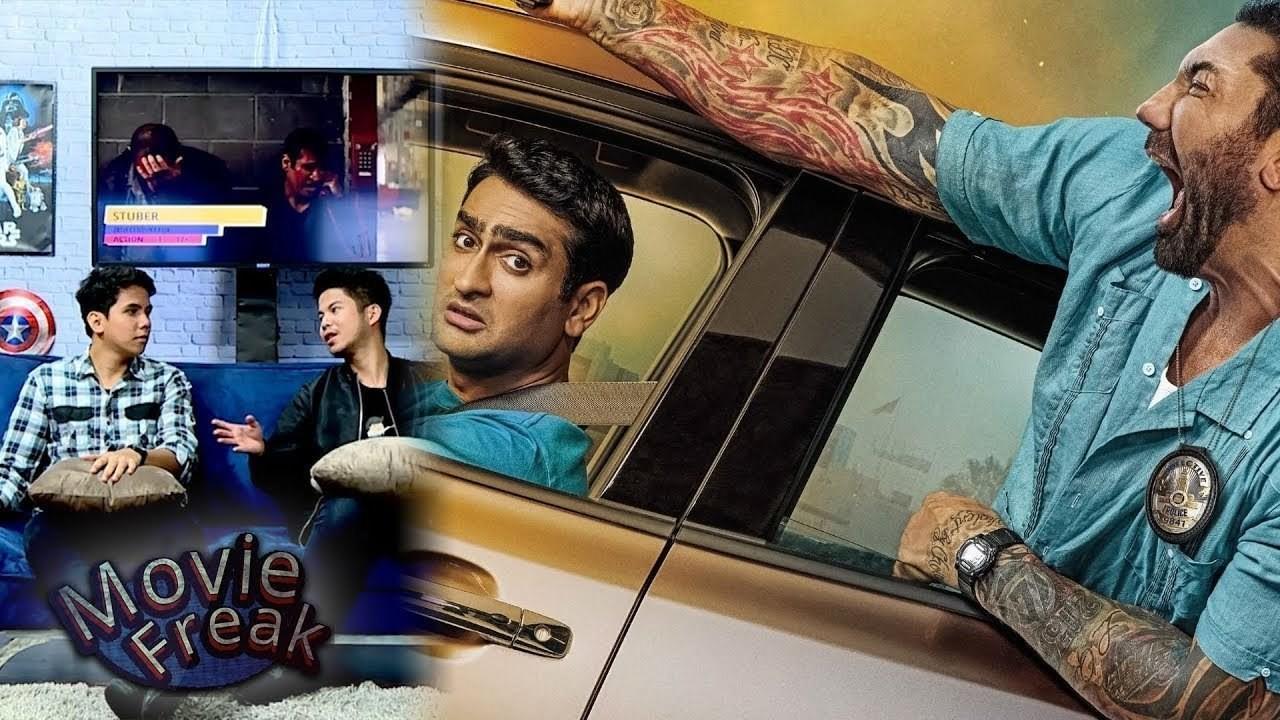Streaming Iko Uwais Banting Dave Bautista Di Stuber Movie Review Movie Freak Vidio Com