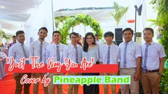 """""""Just The Way You Are"""" Cover by Pineapple Band"""