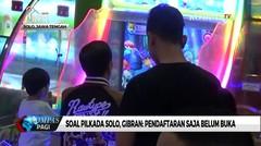 Masuk Bursa Calon Wali Kota Solo, Gibran: Kabari Saya Kalau Pendaftarannya Dibuka...