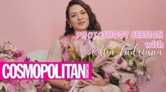 Photoshoot Session with Raisa Andriana