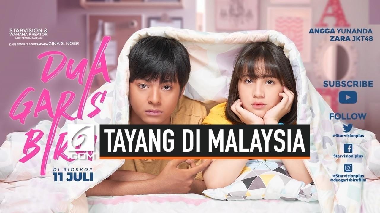 Streaming Sukses Di Indonesia Film Dua Garis Biru Akan Tayang Di Malaysia Vidio