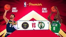 07 DEC 2019 | 08:00 WIB | NBA 2019  -  Denver Nuggets vs Boston Celtics