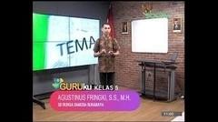 GURUku SBOTV KELAS 5 Tema : PENDIDIKAN AGAMA KATHOLIK  -  10 November 2020