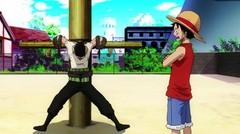 Nakama Pertama Mugiwara No Luffy