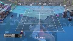 Match Highlight | Dayana Yastremska 2 vs 0 Aryana Sabalenka | WTA Adelaide International 2020