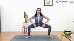 ANTARANEWS - Tutorial Yoga #DiRumahAja Untuk Pemula