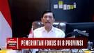 Covid Semakin Merajalela, Pemerintah Gelar Koordinasi Virtual: 8 Provinsi Jadi Perhatian Khusus