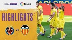 Match Highlight   Villarreal 2 vs 1 Valencia   La Liga Santander 2020