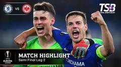 EUROPA LEAGUE - CHELSEA 1 - 1 EINTRACHT FRANKFURT   FULL HIGHLIGHT   AGG 2-2 SF LEG 2   10 MEI 2019