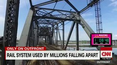 Billions needed to fix crumbling rail infrastructure