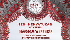 Kontes Audisi Liga Dangdut Indonesia
