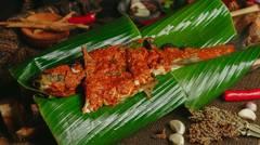 Talaga Sampireun - Patin Dalam Bambu