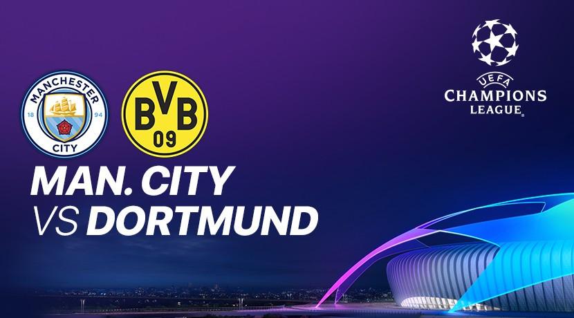 Link Nonton Streaming Man City vs Dortmund Live TV Online ...  |Man City-dortmund