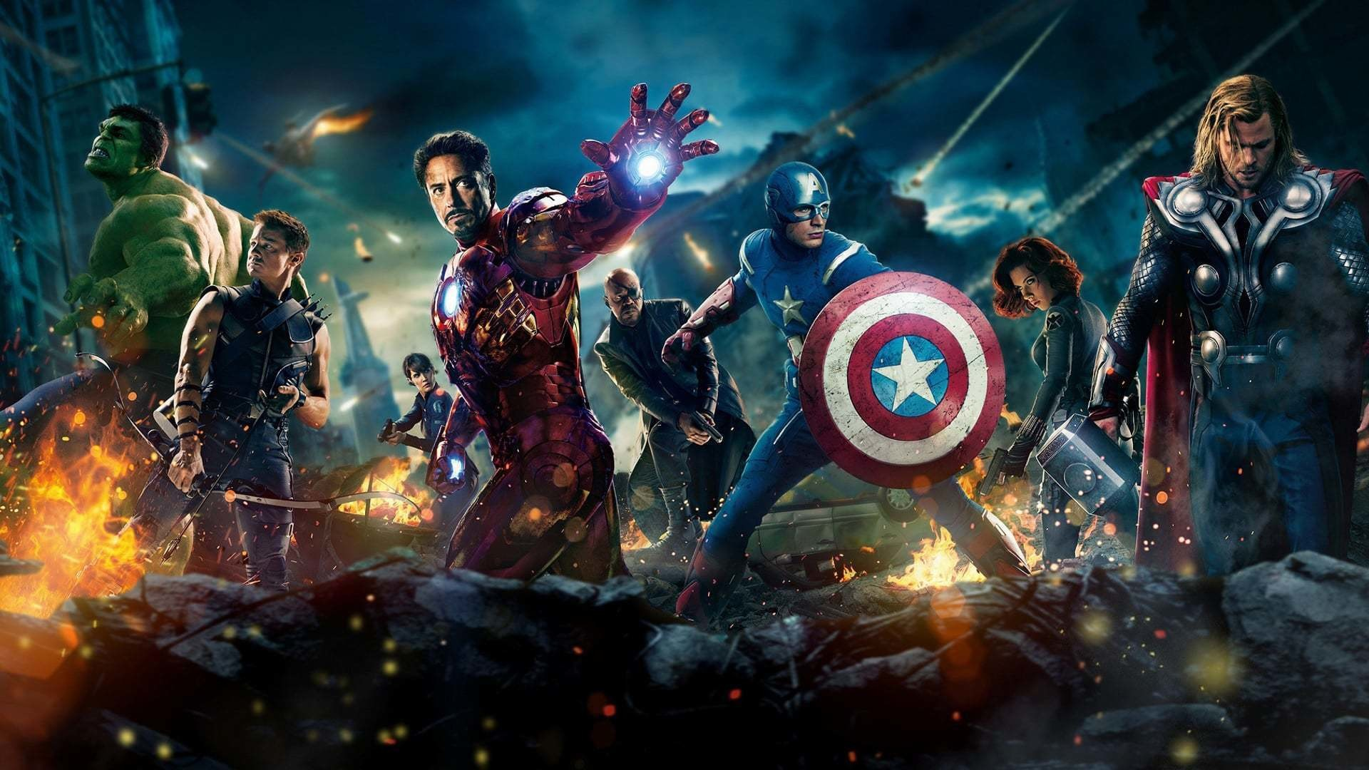 watch free online movie the avengers 2012