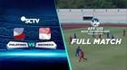 Full Match - Philippines vs Indonesia   AFF U15