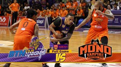 Full Games BTN CLS Knights Indonesia VS Mono Vampire (Semi Final Game 3) ABL 2018-2019