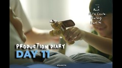 NANTI KITA CERITA TENTANG HARI INI - PRODUCTION DIARY DAY 11