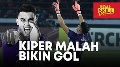 Cetak Gol, Nadeo Cosplay Jadi Wakashimazu | Goal Skill Save