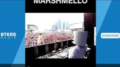 HEBOH!!! DJ Marshmello Remix OM TELOLET OM Viral Banget!