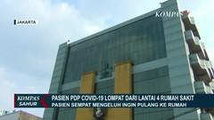 Pasien PDP Tewas Lompat dari Lantai 4 Rumah Sakit