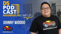 DS Podcast : Bizdev Strategy for Startup - Johnny Widodo