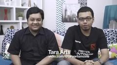 Tarra Arts Testimonial