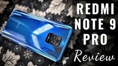 3 Jutaan, REVIEW Redmi Note 9 Pro Resmi Indonesia- Lengkap & Kencang