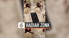 Dikira Dapat Iphone dari Mesin Capit, Ternyata Zonk
