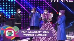 Bangga Dan Terharu!! Waode (Baubau) Selalu Dapat Dukungan Dan Doa Kedua Orang Tua | Pop Academy 2020