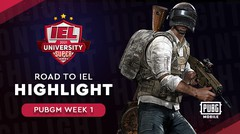 Road to IEL | PUBG Mobile Week 1 Highlight