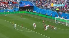 Highlight Pertandingan Iran vs Maroko 1-0 Piala Dunia 2018