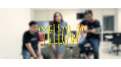 Coldplay - Yellow (Cover) (Jakarta) #SuryanationQualityTime