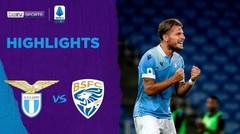 Match Highlight | Lazio Roma 2 vs 0 Brescia Calcio | Serie A 2020