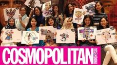 [Cosmo Club] Art Class Bersama Ciputra Artpreneur