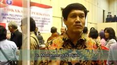 Testimoni Tentang Lokakarya Perikanan dari Ir. Mohammad Nadjikh