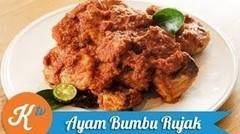 Rojak Chicken Recipe | RAY JANSON