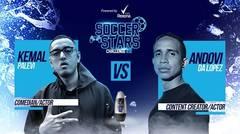 Soccer Stars Challenge 2.0 Episode 4 Semifinal: Kemal Palevi VS Andovi Da Lopez - 16 Juni 2021
