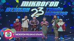 Mikrofon Pelunas Utang - Berkah 23 Tahun Indosiar 05/01/18