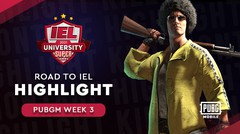 Road to IEL | PUBG Mobile Week 3 Highlight