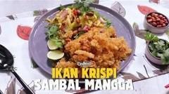 Resep Ikan Krispi Sambal Mangga
