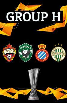 Penyisihan Grup H | Liga Europa 2019/2020